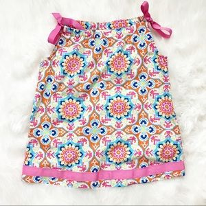 Hanna Andersson Pillowcase Dress 2T